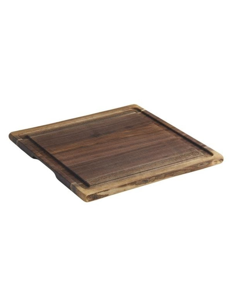 Andrew Pearce Andrew Pearce Cutting Board w Juice Groove Large- Black Walnut
