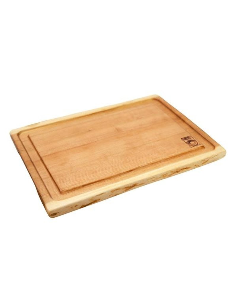 Andrew Pearce Andrew Pearce Cutting Board w Juice Groove Med Cherry Rect 11x15