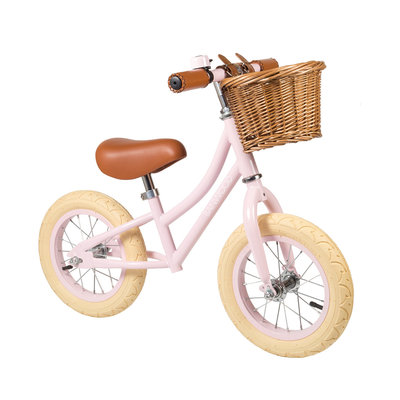 Banwood Balance Bikes Banwood Balance Bikes- First Go Pink Bike
