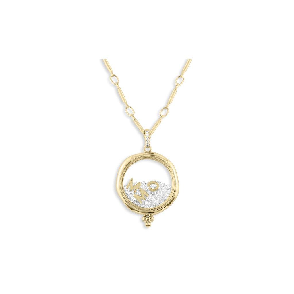 LULU DK Lulu DK Mom Shaker Necklace