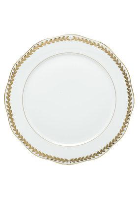 Herend Herend Golden Laurel Salad Plate