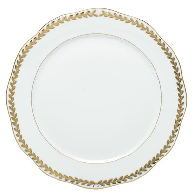 Herend Herend Golden Laurel Salad Plate