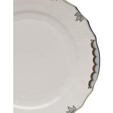 Herend Herend Princess Victoria Dinner Plate- Light Blue