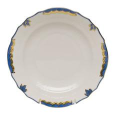 Herend Herend Princess Victoria Salad Plate- Blue