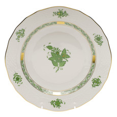 Herend Herend Chinese Bouquet Dinner Plate- Green