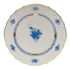 Herend Herend Chinese Bouquet Salad Plate- Blue