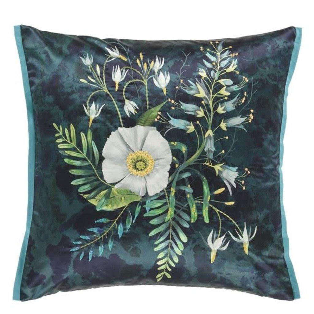Designers Guild Designers Guild Fritillaria Malachite Decorative Pillow
