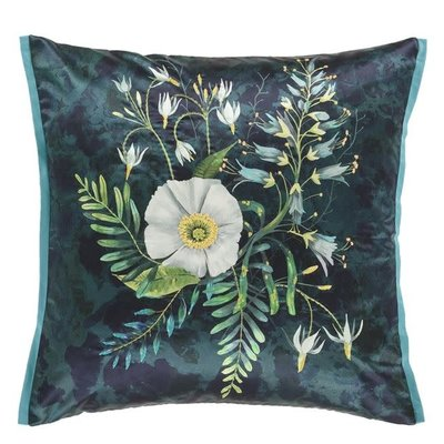 Designers Guild Designers Guild Fritillaria Malachite Decorative Pillow