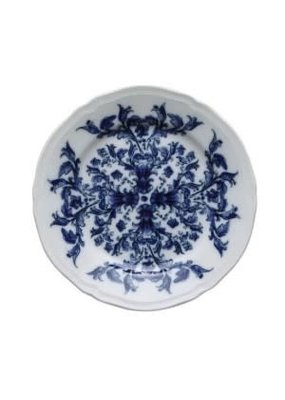Richard Ginori Richard Ginori Babele Blue Bread Plate