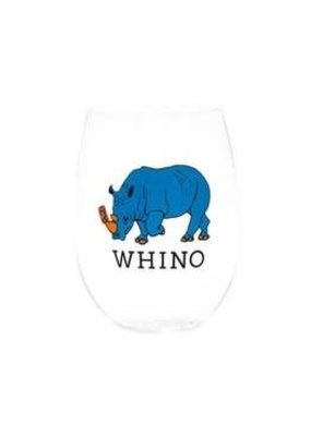 August Morgan August Morgan S/4 Stemless Wine Glasses -Whino
