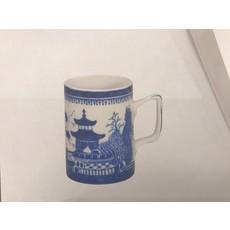 Mottahedeh Mottahedeh Blue Canton Mug