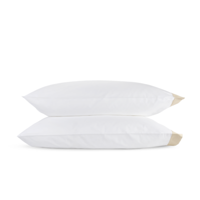 Matouk Matouk Oberlin Standard Pillow Cases - Pair
