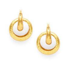 Julie Vos Julie Vos Catalina 2-in-1 Earrings