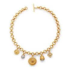 Julie Vos Julie Vos Carousel Necklace