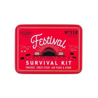 Wild&Wolf Wild & Wolf Festival Survival Kit