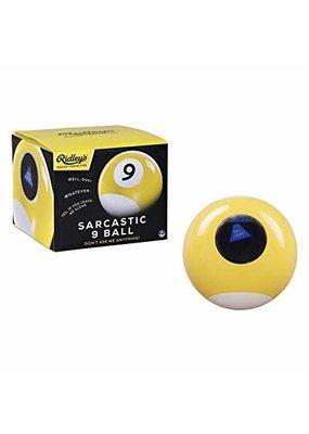Wild&Wolf Wild & Wolf Sarcastic 9 Ball