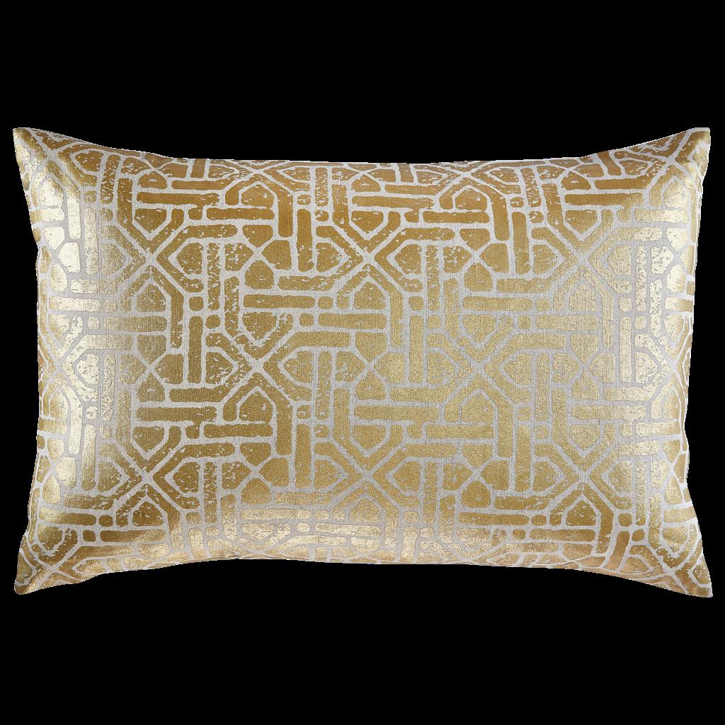 John Robshaw Textiles JOHN ROBSHAW TURITA 12X18 DECORATIVE PILLOW- INSERT NOT INCLUDED