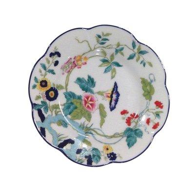 Royal Limoges Royal Limoges Paradis Bleu Dinner Plate