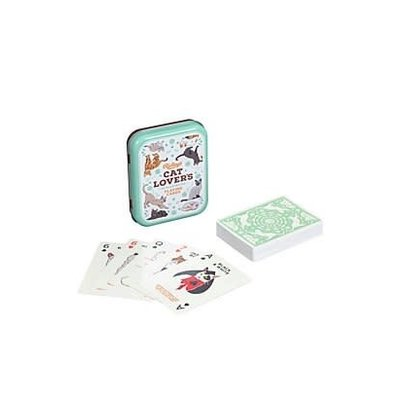 Wild&Wolf Wild & Wolf Cat Lovers Playing Cards