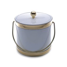 MR. ICE BUCKET BRUSHED SILVER ICE BUCKET - 3 QT