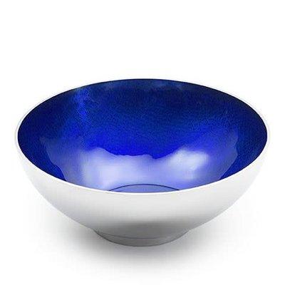 Mary Jurek Mary Jurek Symphony Bowl- Cobalt Blue