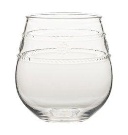 Juliska Juliska Isabella Acrylic Stemless Wine Glass