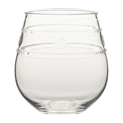 Juliska Juliska Isabella Acrylic Stemless Wine Glass