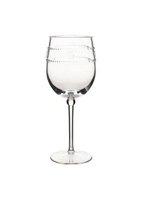 Juliska Juliska Isabella Acrylic Wine Glass