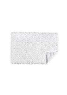 Matouk Matouk Maya Bath Rug White