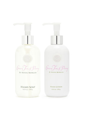 NIVEN MORGAN NIVEN MORGAN GREEN TEA & PEONY HAND SOAP