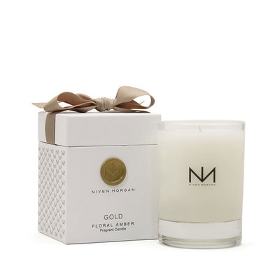 NIVEN MORGAN NIVEN MORGAN GOLD CANDLE