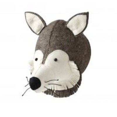 Fiona Walker Fiona Walker Grey Wolf Mini