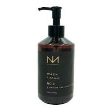 NIVEN MORGAN NIVEN MORGAN NO.3 HAND SOAP: GERANIUM, PATCHOULI & PEPPER