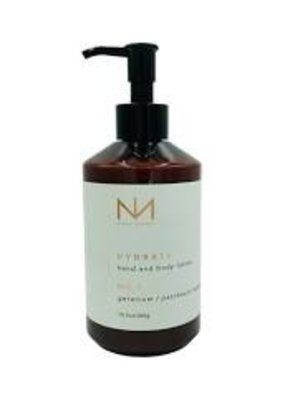 NIVEN MORGAN NIVEN MORGAN NO.3 HAND LOTION: GERANIUM, PATCHOULI & PEPPER