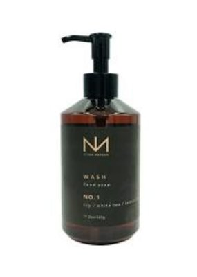 NIVEN MORGAN NIVEN MORGAN NO.1 HAND SOAP: LILY, WHITE TEA & LEMON ZEST