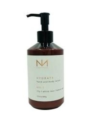 NIVEN MORGAN NIVEN MORGAN NO.1 HAND LOTION: LILY, WHITE TEA & LEMON ZEST
