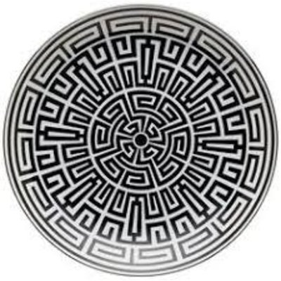 """Richard Ginori Richard Ginori Labirinto Charger Plate Plate - 12.25"""""""