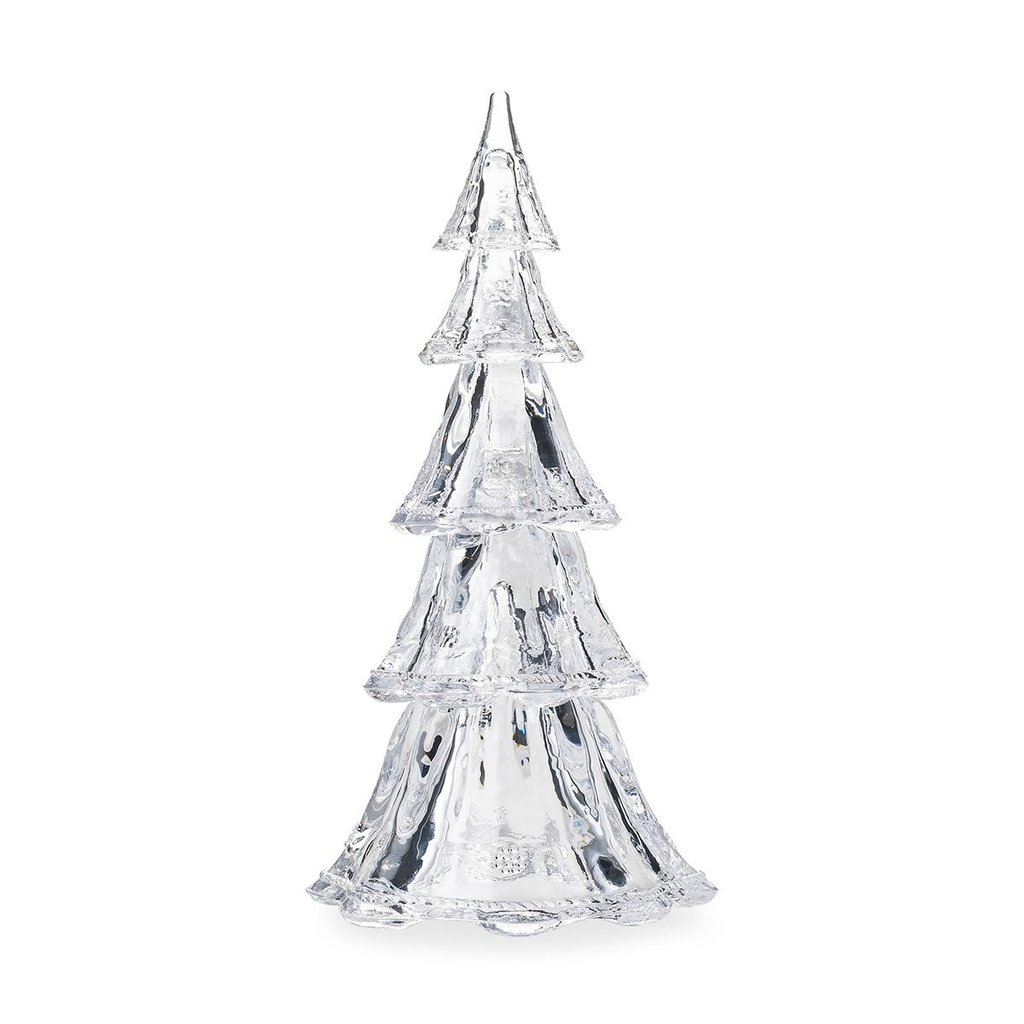Juliska Juliska Stackable Glass Trees Clear- Full Set