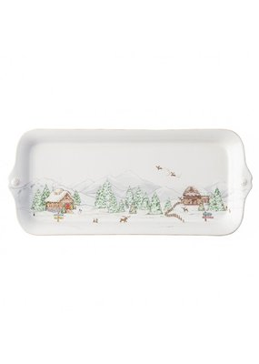Juliska Juliska B&T North Pole Hostess Tray