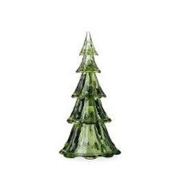 Juliska Juliska Stackable Glass Trees Evergreen- Full Set