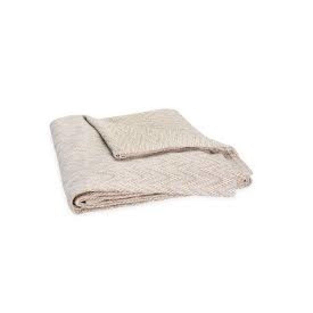 Matouk Matouk Santos Full/Queen Blanket
