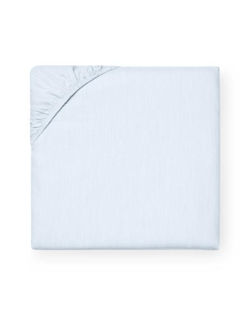 Matouk Matouk Luca King Fitted Sheet-17""