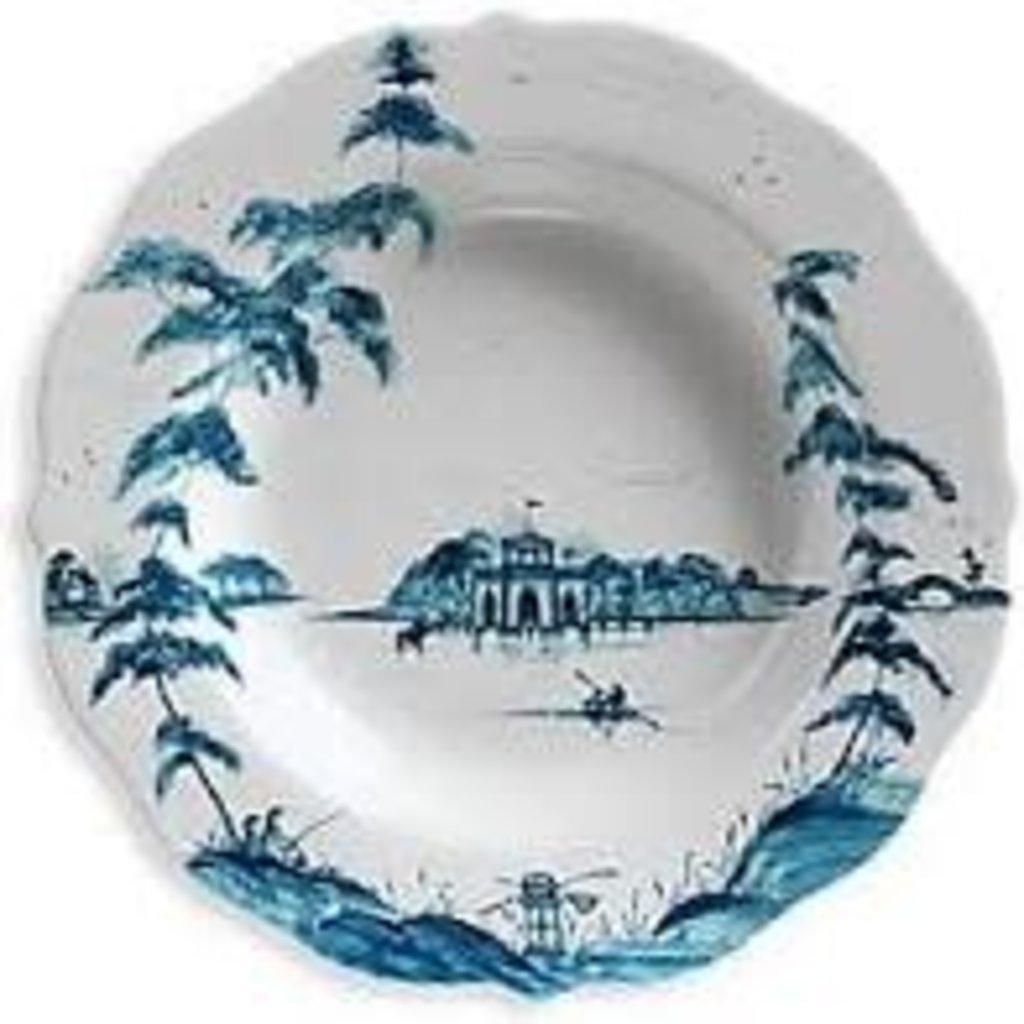 Juliska Juliska Country Estate Delft Blue Pasta/Soup Bowl Boathouse