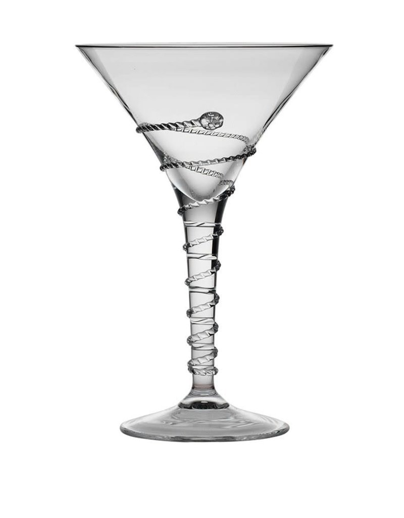 Juliska Juliska Amalia Martini Glass