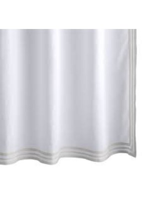 Matouk Matouk Allegro Shower Curtain - Quartz