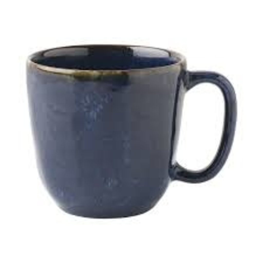 Juliska Juliska Puro Dappled Cobalt Mug