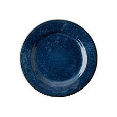 Juliska Juliska Puro Dappled Cobalt Cocktail Plate