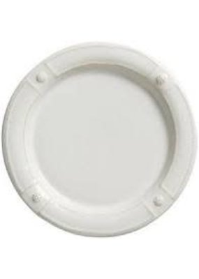 Juliska Juliska B&T French Panel Dinner Plate- White