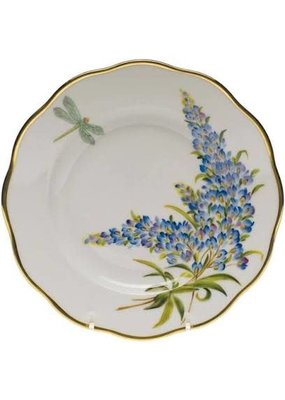 Herend Herend Texas Bluebonnet Salad Plate