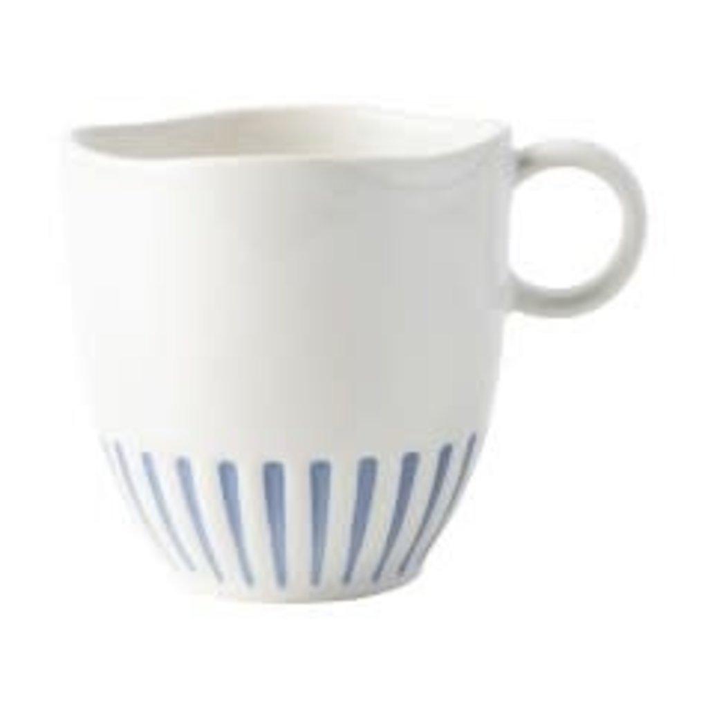 Juliska Juliska Indigo Sitio Stripe Mug